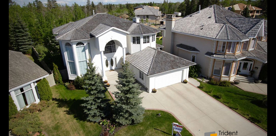 Aerial photography for realestate