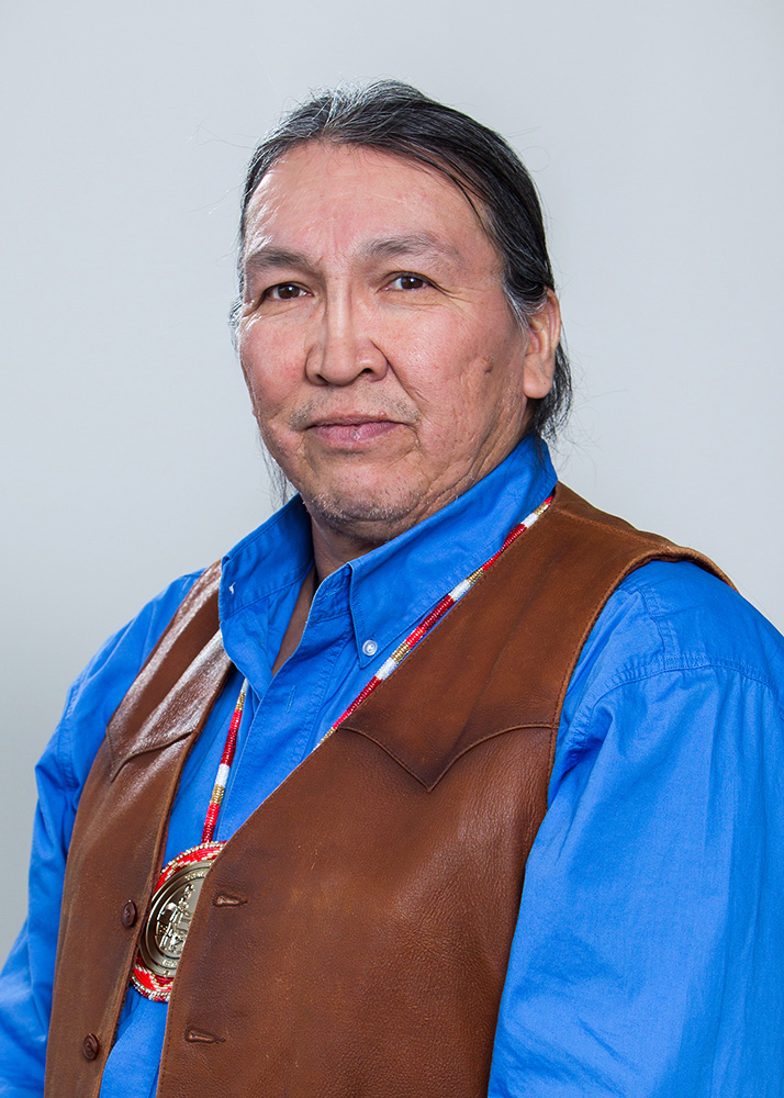 first nations leader